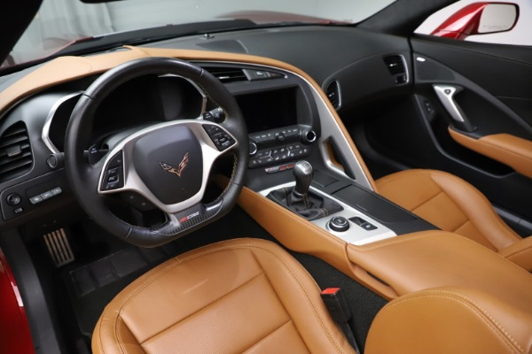 Used 2015 Chevrolet Corvette Z06 for sale $85,900 at Maserati of Greenwich in Greenwich CT 06830 16