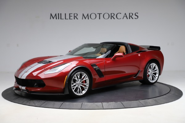 Used 2015 Chevrolet Corvette Z06 for sale $85,900 at Maserati of Greenwich in Greenwich CT 06830 2