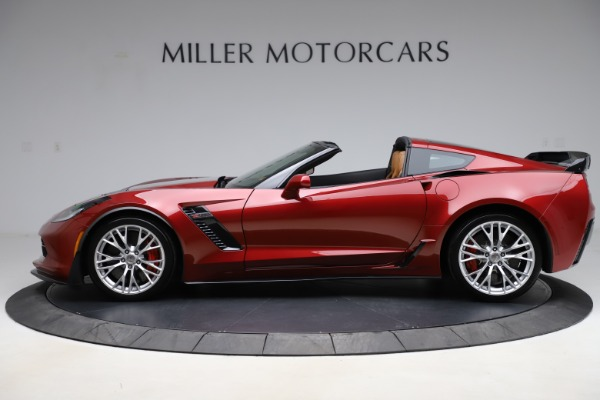 Used 2015 Chevrolet Corvette Z06 for sale $85,900 at Maserati of Greenwich in Greenwich CT 06830 3