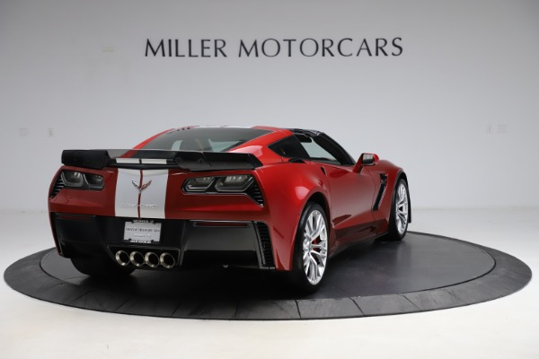 Used 2015 Chevrolet Corvette Z06 for sale $85,900 at Maserati of Greenwich in Greenwich CT 06830 7