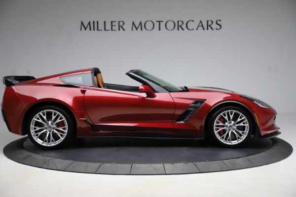 Used 2015 Chevrolet Corvette Z06 for sale $85,900 at Maserati of Greenwich in Greenwich CT 06830 8