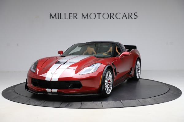 Used 2015 Chevrolet Corvette Z06 for sale $85,900 at Maserati of Greenwich in Greenwich CT 06830 1