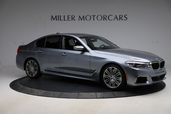 Used 2018 BMW 5 Series M550i xDrive for sale $49,900 at Maserati of Greenwich in Greenwich CT 06830 10