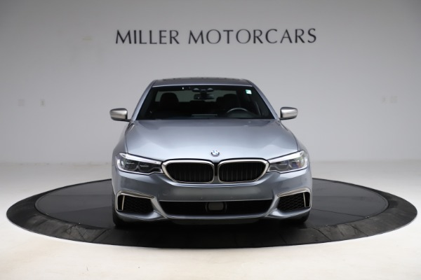 Used 2018 BMW 5 Series M550i xDrive for sale $49,900 at Maserati of Greenwich in Greenwich CT 06830 12