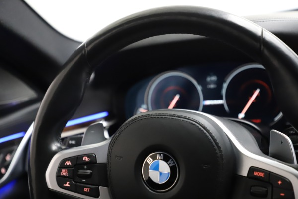 Used 2018 BMW 5 Series M550i xDrive for sale $49,900 at Maserati of Greenwich in Greenwich CT 06830 23