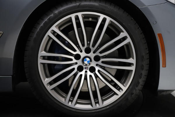 Used 2018 BMW 5 Series M550i xDrive for sale $49,900 at Maserati of Greenwich in Greenwich CT 06830 26