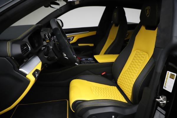 Used 2019 Lamborghini Urus for sale $249,900 at Maserati of Greenwich in Greenwich CT 06830 14