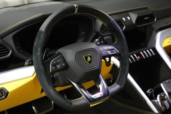Used 2019 Lamborghini Urus for sale $249,900 at Maserati of Greenwich in Greenwich CT 06830 16