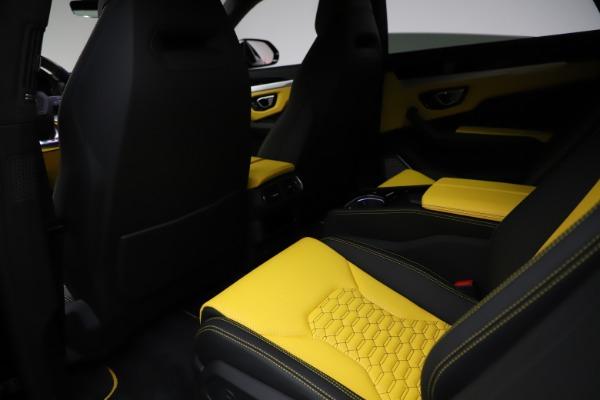 Used 2019 Lamborghini Urus for sale $249,900 at Maserati of Greenwich in Greenwich CT 06830 18