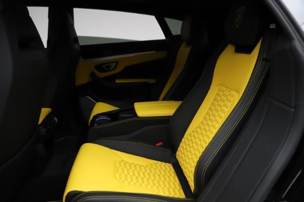 Used 2019 Lamborghini Urus for sale $249,900 at Maserati of Greenwich in Greenwich CT 06830 19