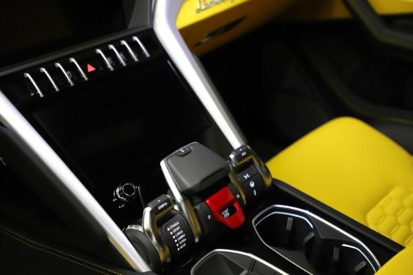 Used 2019 Lamborghini Urus for sale $249,900 at Maserati of Greenwich in Greenwich CT 06830 21