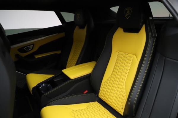 Used 2019 Lamborghini Urus for sale $249,900 at Maserati of Greenwich in Greenwich CT 06830 22