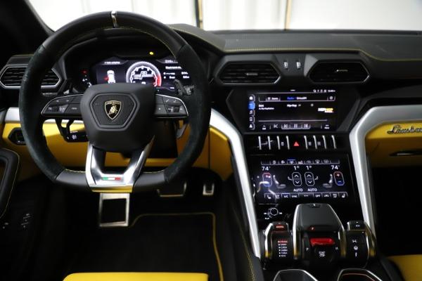 Used 2019 Lamborghini Urus for sale $249,900 at Maserati of Greenwich in Greenwich CT 06830 23