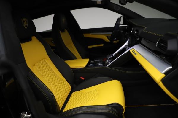Used 2019 Lamborghini Urus for sale $249,900 at Maserati of Greenwich in Greenwich CT 06830 25
