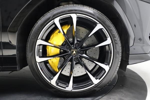 Used 2019 Lamborghini Urus for sale $249,900 at Maserati of Greenwich in Greenwich CT 06830 27