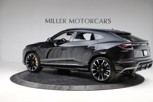 Used 2019 Lamborghini Urus for sale $249,900 at Maserati of Greenwich in Greenwich CT 06830 4