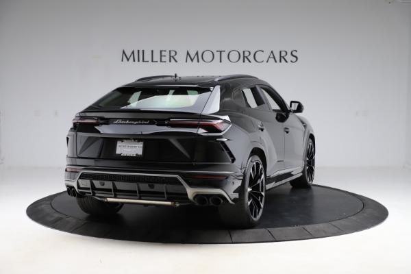 Used 2019 Lamborghini Urus for sale $249,900 at Maserati of Greenwich in Greenwich CT 06830 7