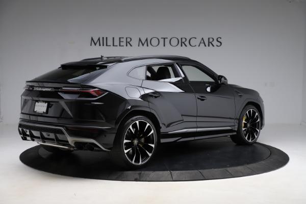 Used 2019 Lamborghini Urus for sale $249,900 at Maserati of Greenwich in Greenwich CT 06830 8