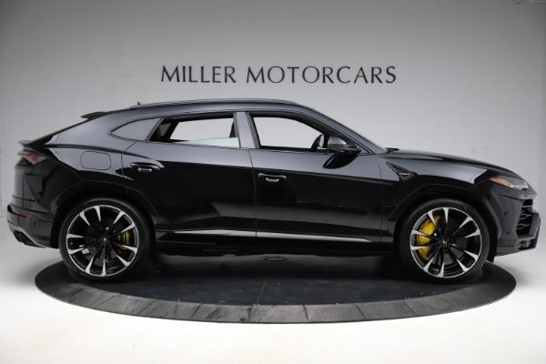 Used 2019 Lamborghini Urus for sale $249,900 at Maserati of Greenwich in Greenwich CT 06830 9