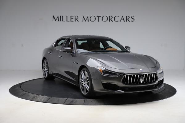 Used 2018 Maserati Ghibli SQ4 GranLusso for sale Call for price at Maserati of Greenwich in Greenwich CT 06830 11