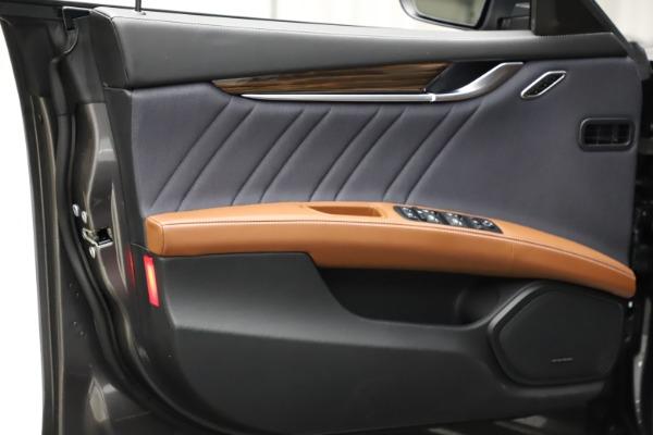Used 2018 Maserati Ghibli SQ4 GranLusso for sale Call for price at Maserati of Greenwich in Greenwich CT 06830 16