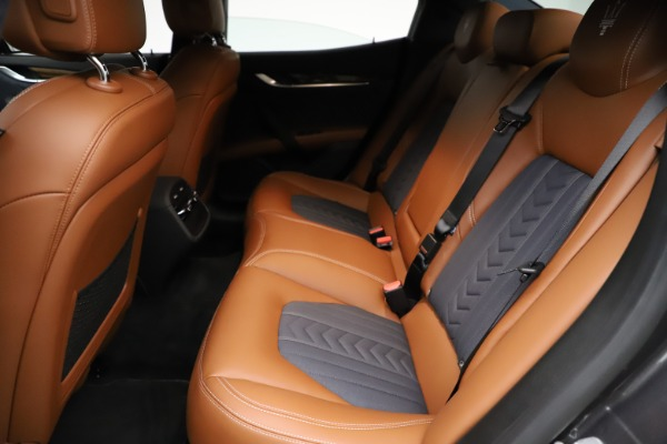 Used 2018 Maserati Ghibli SQ4 GranLusso for sale Call for price at Maserati of Greenwich in Greenwich CT 06830 18