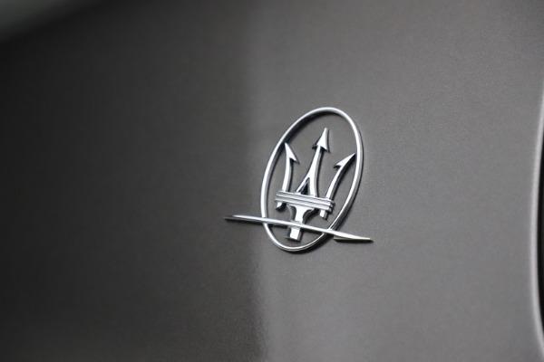 Used 2018 Maserati Ghibli SQ4 GranLusso for sale Call for price at Maserati of Greenwich in Greenwich CT 06830 26