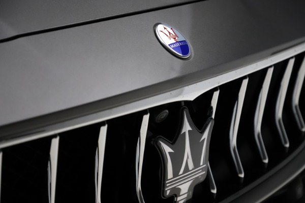 Used 2018 Maserati Ghibli SQ4 GranLusso for sale Call for price at Maserati of Greenwich in Greenwich CT 06830 28