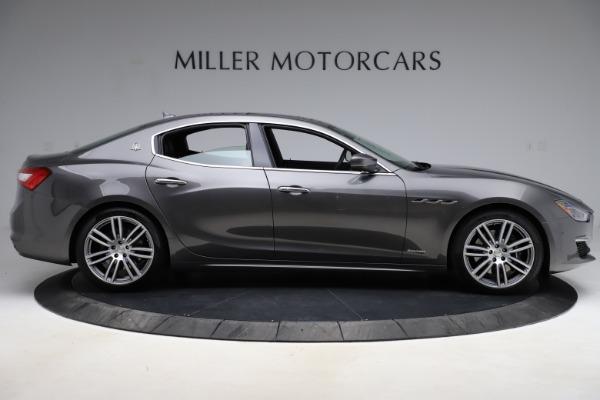 Used 2018 Maserati Ghibli SQ4 GranLusso for sale Call for price at Maserati of Greenwich in Greenwich CT 06830 9