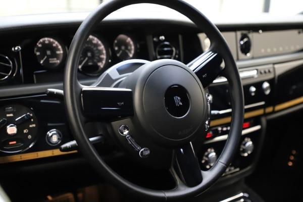 Used 2015 Rolls-Royce Phantom EWB for sale $279,900 at Maserati of Greenwich in Greenwich CT 06830 12