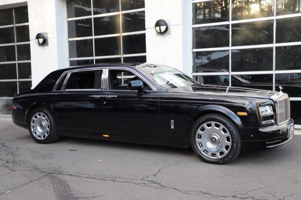 Used 2015 Rolls-Royce Phantom EWB for sale $279,900 at Maserati of Greenwich in Greenwich CT 06830 3
