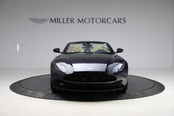 New 2021 Aston Martin DB11 Volante Convertible for sale $274,916 at Maserati of Greenwich in Greenwich CT 06830 11
