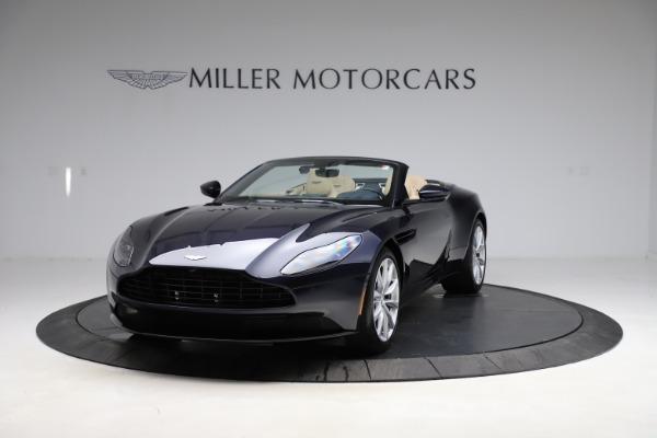 New 2021 Aston Martin DB11 Volante for sale Sold at Maserati of Greenwich in Greenwich CT 06830 12