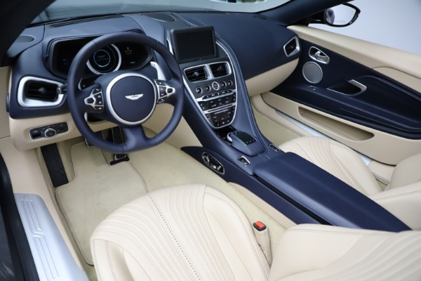 New 2021 Aston Martin DB11 Volante Convertible for sale $274,916 at Maserati of Greenwich in Greenwich CT 06830 13