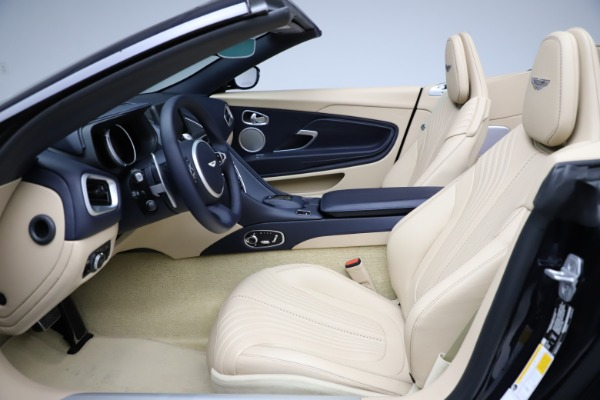New 2021 Aston Martin DB11 Volante Convertible for sale $274,916 at Maserati of Greenwich in Greenwich CT 06830 14