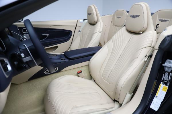 New 2021 Aston Martin DB11 Volante for sale Sold at Maserati of Greenwich in Greenwich CT 06830 15