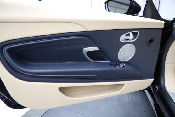 New 2021 Aston Martin DB11 Volante for sale Sold at Maserati of Greenwich in Greenwich CT 06830 16