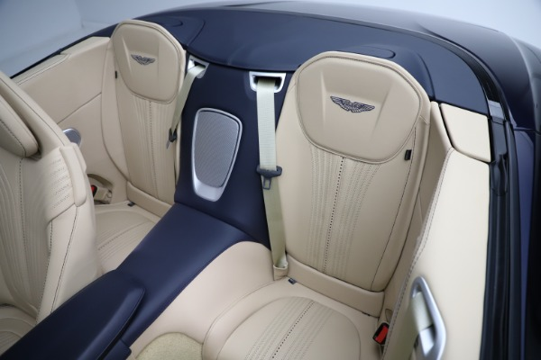 New 2021 Aston Martin DB11 Volante for sale Sold at Maserati of Greenwich in Greenwich CT 06830 17