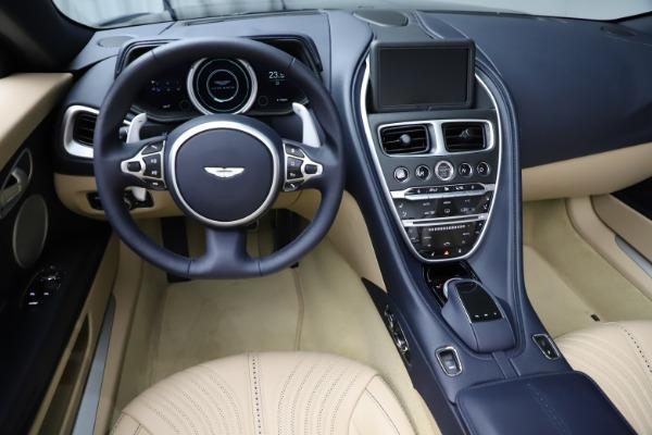 New 2021 Aston Martin DB11 Volante for sale Sold at Maserati of Greenwich in Greenwich CT 06830 18