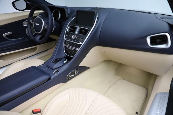 New 2021 Aston Martin DB11 Volante for sale Sold at Maserati of Greenwich in Greenwich CT 06830 19