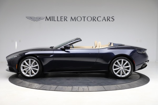 New 2021 Aston Martin DB11 Volante for sale Sold at Maserati of Greenwich in Greenwich CT 06830 2