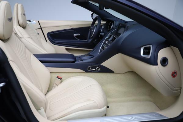 New 2021 Aston Martin DB11 Volante for sale Sold at Maserati of Greenwich in Greenwich CT 06830 20