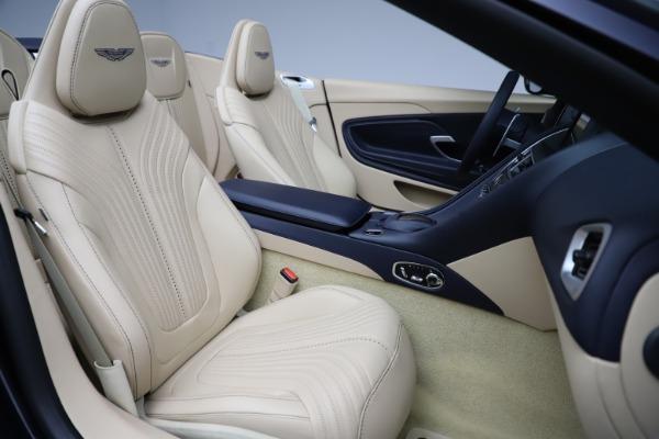 New 2021 Aston Martin DB11 Volante for sale Sold at Maserati of Greenwich in Greenwich CT 06830 21