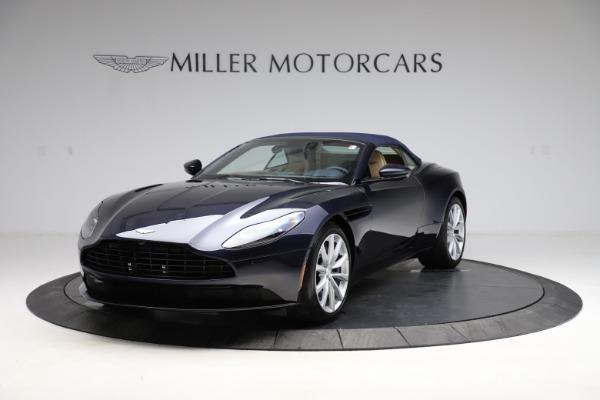 New 2021 Aston Martin DB11 Volante for sale Sold at Maserati of Greenwich in Greenwich CT 06830 22