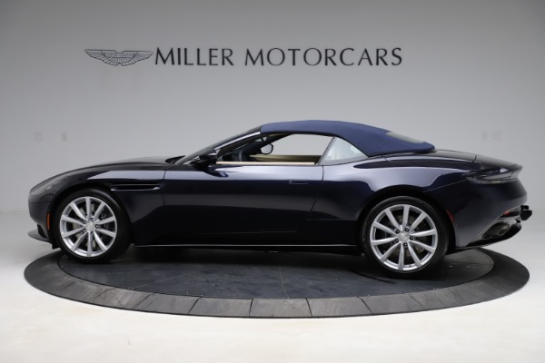 New 2021 Aston Martin DB11 Volante Convertible for sale $274,916 at Maserati of Greenwich in Greenwich CT 06830 23