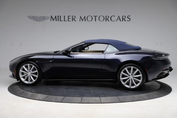 New 2021 Aston Martin DB11 Volante for sale Sold at Maserati of Greenwich in Greenwich CT 06830 23