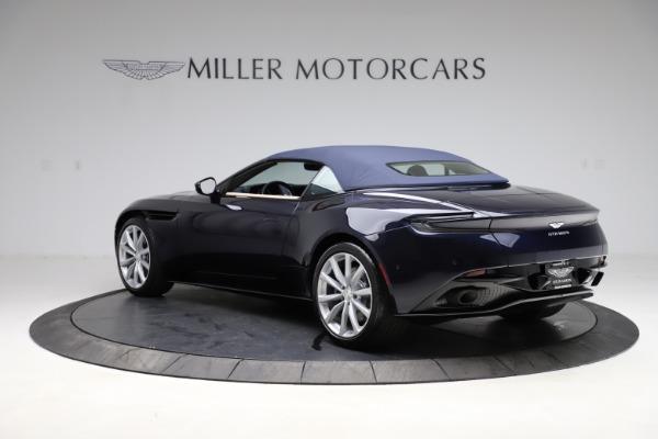New 2021 Aston Martin DB11 Volante for sale Sold at Maserati of Greenwich in Greenwich CT 06830 24