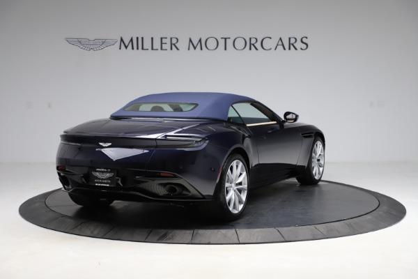 New 2021 Aston Martin DB11 Volante for sale Sold at Maserati of Greenwich in Greenwich CT 06830 25