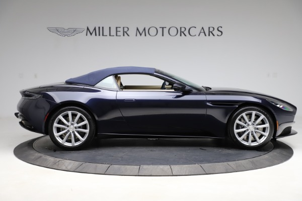 New 2021 Aston Martin DB11 Volante for sale Sold at Maserati of Greenwich in Greenwich CT 06830 26