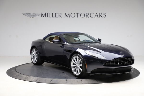 New 2021 Aston Martin DB11 Volante Convertible for sale $274,916 at Maserati of Greenwich in Greenwich CT 06830 27